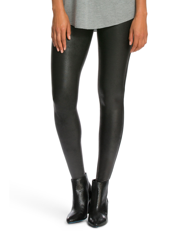 "When I think back to the days when I actually places to go and people to see, these versatile leggings immediately come to mind. They're comfortable enough for getting things done during the day, but the shiny finish makes them chic enough to pair with boots and a blazer for evening drinks. The best of both worlds! —<em>E.P.</em> $98, Nordstrom. <a href=""https://shop.nordstrom.com/s/spanx-faux-leather-leggings/3828364?origin=keywordsearch-personalizedsort&breadcrumb=Home%2FAll%20Results&color=very%20black"" rel=""nofollow noopener"" target=""_blank"" data-ylk=""slk:Get it now!"" class=""link rapid-noclick-resp"">Get it now!</a>"