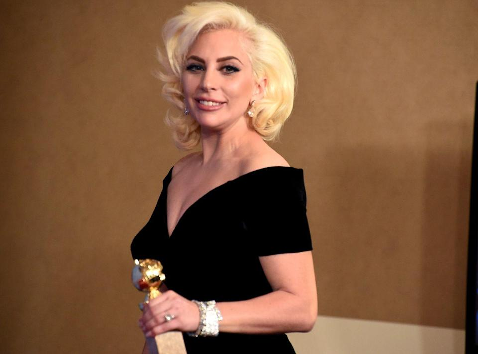 <p>Like Madonna, Cher, and Kristofferson before her, Lady Gaga proved her acting bonafides with a 2016 Golden Globe win for playing The Countess in 'American Horror Story: Hotel.'</p>