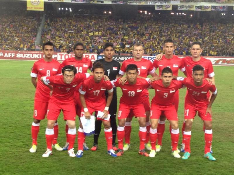 The Lions got off to a flyer with a 3-0 win over Malaysia. (Photo courtesy of FAS)