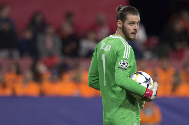 De Gea is still waiting for a new contract offer at Manchester United
