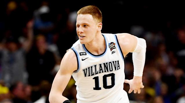 Where will Donte DiVincenzo go in the draft? The Crossover's Front Office breaks down his strengths, weaknesses and more in its in-depth scouting report.