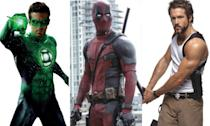 <p>Ryan Reynolds is currently playing Wade Wilson in the <em>Deadpool</em> franchise after a one film stint as Hal Jordan/Green Lantern. His first comic book role, however, was as Hannibal King in <em>Blade: Trinity</em>. </p>