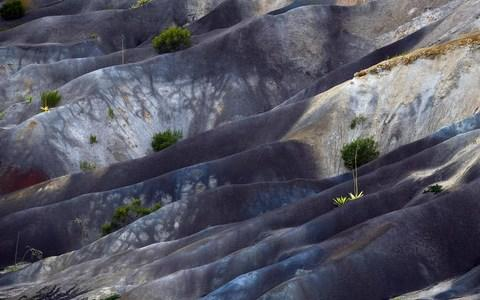 St Helena boasts a volcanic landscape - Credit: getty