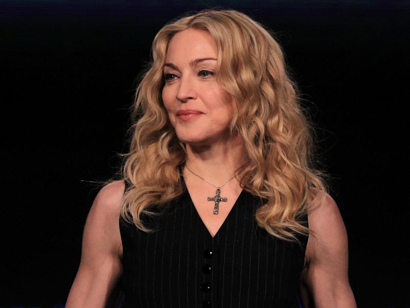 Madonna says becoming a 'soccer mum' made her feel 'depressed'