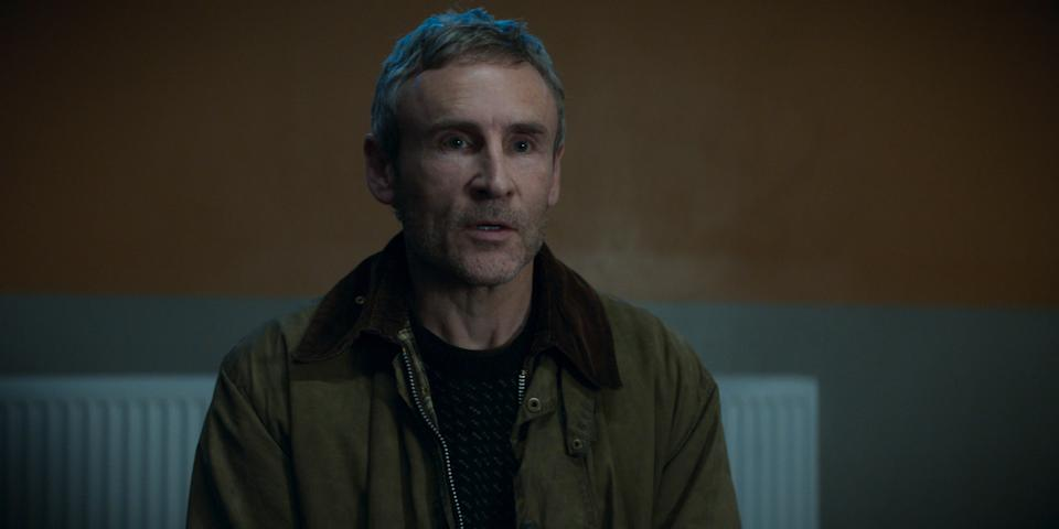WARNING: Embargoed for publication until 00:00:01 on 21/09/2021 - Programme Name: Vigil - TX: n/a - Episode: n/a (No. 6) - Picture Shows:  Ben Oakley (CAL MACANINCH) - (C) World Productions - Photographer: screengrab