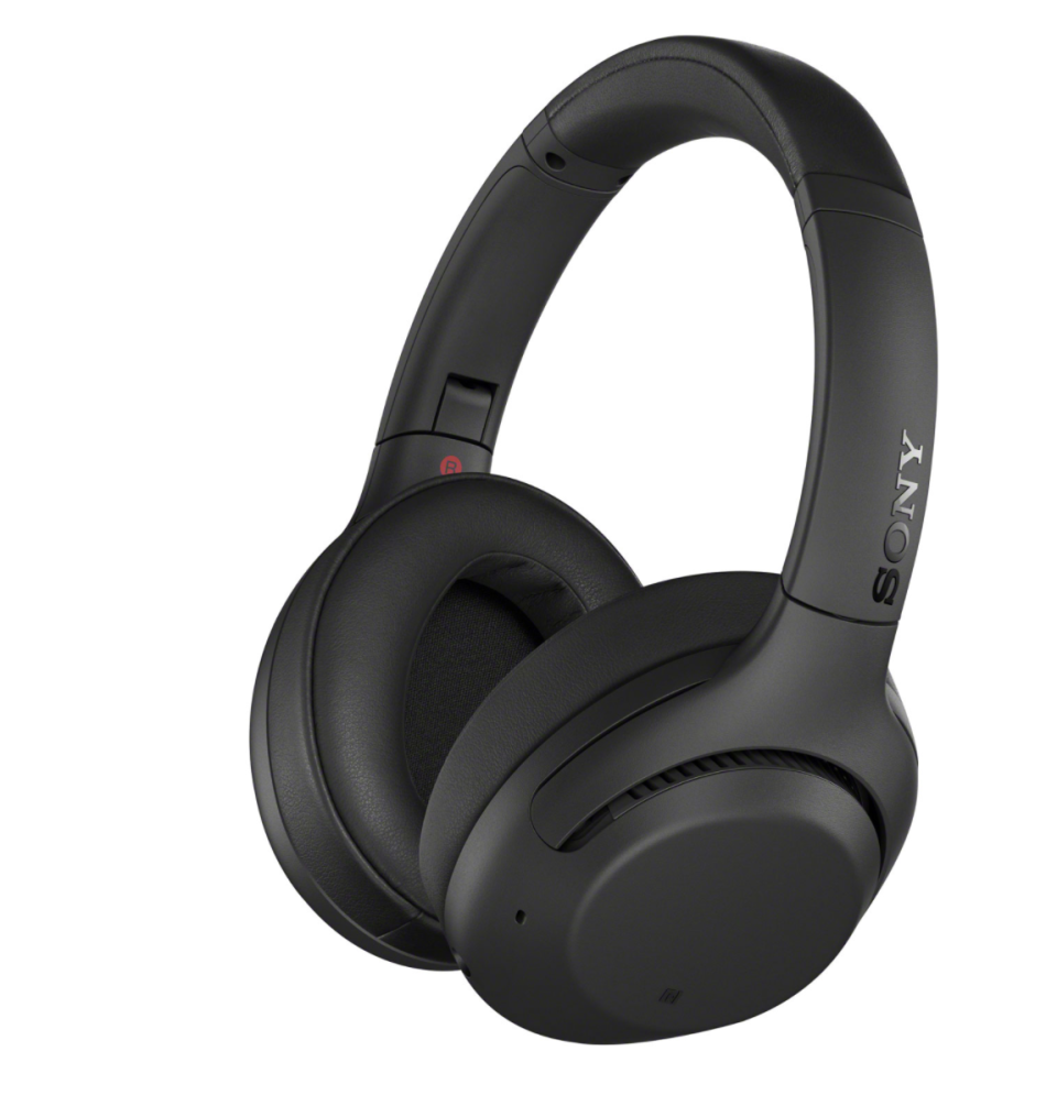 Sony Over-Ear Noise Cancelling Bluetooth Headphones in Black (Photo via Best Buy Canada)