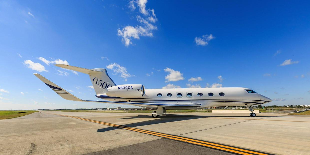 Flight data from Jeffrey Epstein's private jets show a