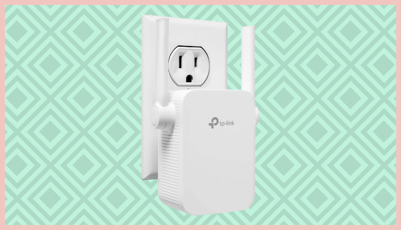 TP-Link N300 Wi-Fi Extender. (Photo: Amazon)