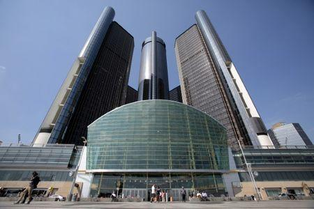 Gm To Drop Monthly U S Vehicle Sale Reports