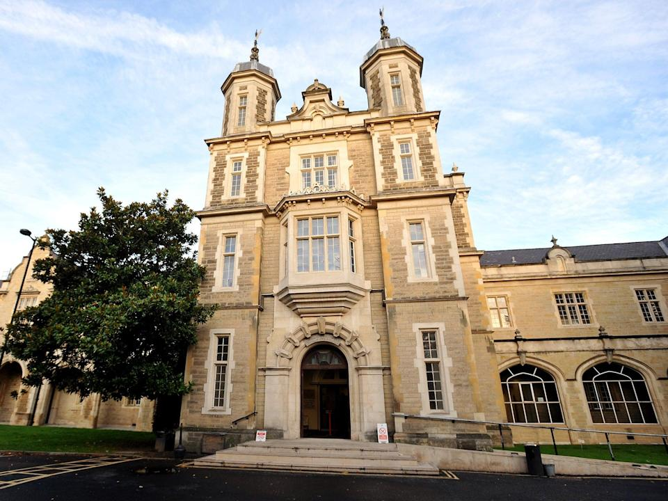 <p>Staff at Snaresbrook Crown Court have voted for industrial action</p> (PA)