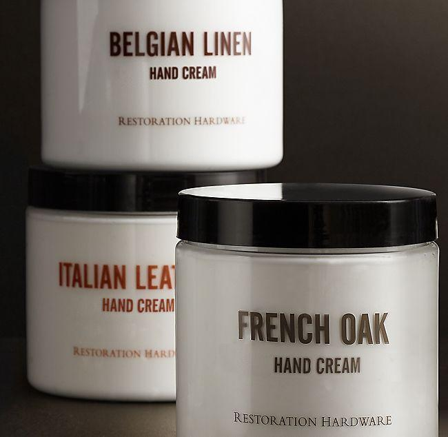 "<p>""With constant hand-washing, a rich hand cream is a must, so I'm stocking up on this French Oak lotion, which is just fragrant enough.""—<em>Liz Cantrell, Assistant to the Editor in Chief</em></p><p>$24</p><p><a class=""link rapid-noclick-resp"" href=""https://rh.com/catalog/product/product.jsp?productId=prod2320286&categoryId=cat2280058"" rel=""nofollow noopener"" target=""_blank"" data-ylk=""slk:Shop Now"">Shop Now</a></p>"