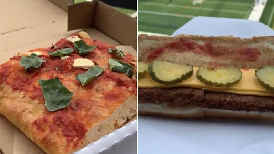 The food options at SoFi Stadium leave a lot to be desired.