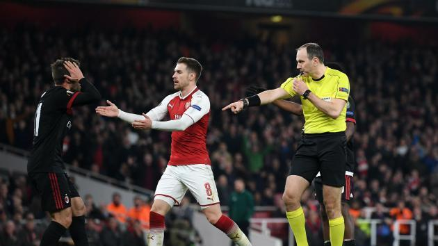 <p>AC Milan call for VAR in European competitions</p>