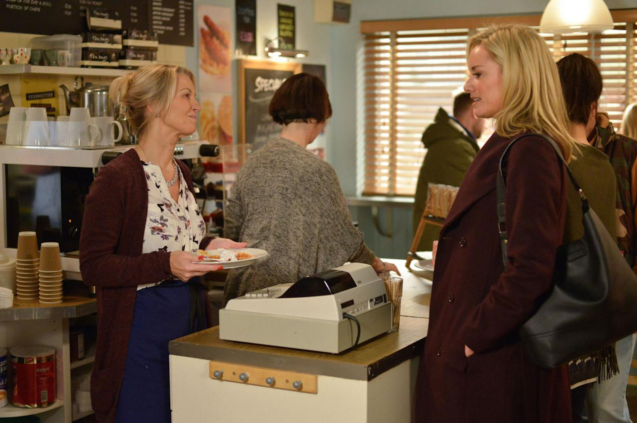 <p>Still doing Ciara's dirty work, it seems that Mel wasn't the one who switched the stolen money with newspapers in Ben's suitcase.</p>