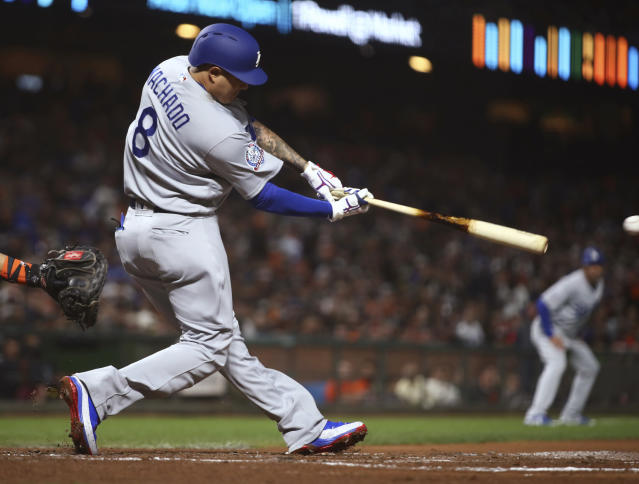 Worst-case scenario, the Dodgers play the Cardinals on Monday in St. Louis for the honor of being the second wild-card team, to travel to that game by Tuesday afternoon. (AP)