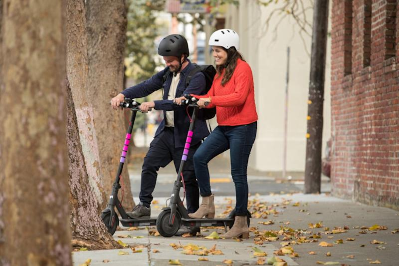 lyft scooter