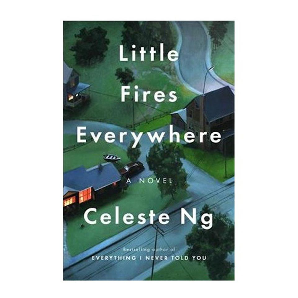 """<p><strong>$11.66</strong> <a class=""""link rapid-noclick-resp"""" href=""""https://www.amazon.com/Little-Fires-Everywhere-Celeste-Ng/dp/0735224293/ref=sr_1_1?tag=syn-yahoo-20&ascsubtag=%5Bartid%7C10054.g.35036418%5Bsrc%7Cyahoo-us"""" rel=""""nofollow noopener"""" target=""""_blank"""" data-ylk=""""slk:BUY NOW"""">BUY NOW</a><br></p><p><strong>Genre: </strong>Fiction<br></p><p>In a picture-perfect suburb of Cleveland, the Richardson family always plays by the rules. But when artist and single mother Mia Warren moves into their rental property with her teenage daughter, her elusive past and disregard for the community's status quo might just upend all of Shaker Heights. </p>"""