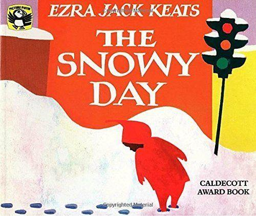 <i>The Snowy Day</i> was one of the first children's books to focus on&nbsp;a non-caricatured African-American character. It remains a favorite&nbsp;for both parents and kids. (By Ezra Jack Keats)