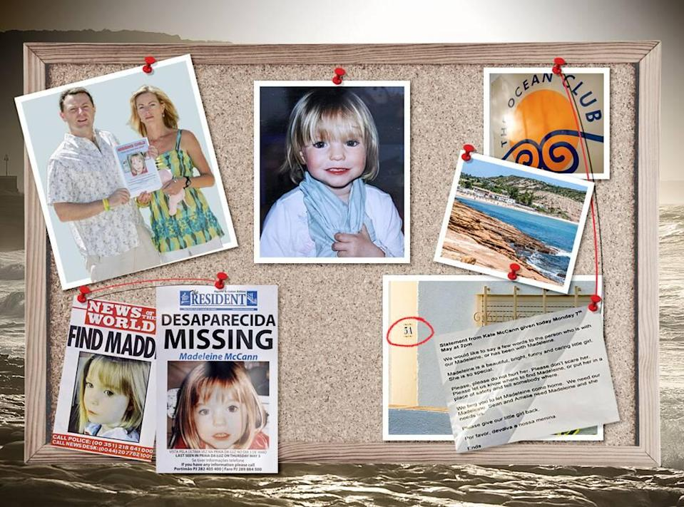 What Happened To Madeleine McCann Series Part 1