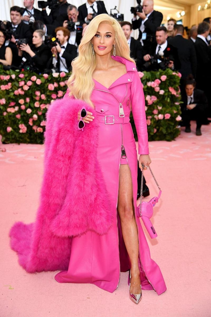 Kacey Musgraves at the Met Gala (Getty Images for The Met Museum/)