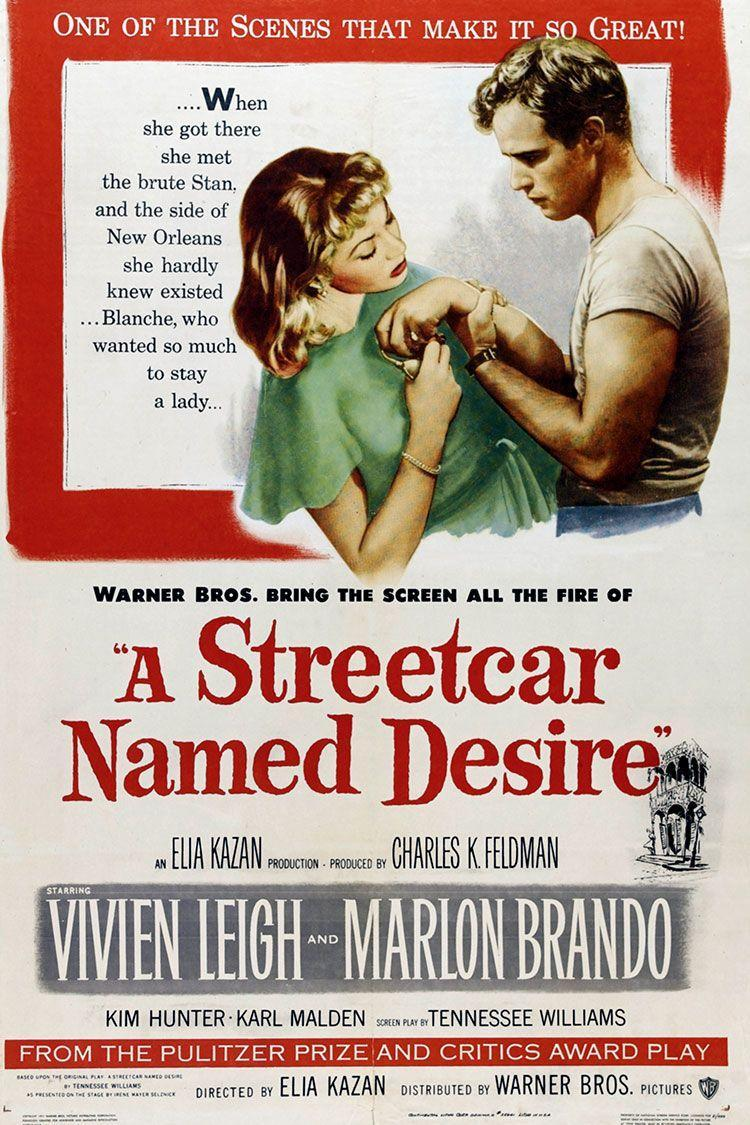 """<p><strong>$12.99 <a class=""""link rapid-noclick-resp"""" href=""""https://www.amazon.com/Streetcar-Named-Desire-Vivien-Leigh/dp/B003G0RWH0/ref=sr_1_1?tag=syn-yahoo-20&ascsubtag=%5Bartid%7C2089.g.19687212%5Bsrc%7Cyahoo-us"""" rel=""""nofollow noopener"""" target=""""_blank"""" data-ylk=""""slk:BUY NOW"""">BUY NOW</a></strong></p><p>Adapting a <a href=""""https://www.amazon.com/Streetcar-Named-Desire-Directions-Paperbook/dp/0811216020/ref=sr_1_2?tag=syn-yahoo-20&ascsubtag=%5Bartid%7C2089.g.19687212%5Bsrc%7Cyahoo-us"""" rel=""""nofollow noopener"""" target=""""_blank"""" data-ylk=""""slk:Pulitzer Prize-winning play"""" class=""""link rapid-noclick-resp"""">Pulitzer Prize-winning play</a> by Tennessee Williams and hiring stars like Vivien Leigh and Marlon Brando as leads is definitely one way to achieve box-office success. <em>Streetcar</em> was also critically acclaimed and won four Oscars.</p>"""