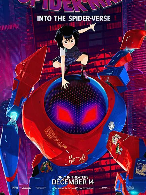 Spider-Man: Into The Spider-verse. (Foto: Dok. Sony Pictures Animation/ IMDb)