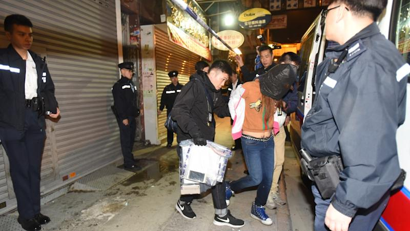 Mother arrested after daughter, 12, found dismembered in Hong Kong flat