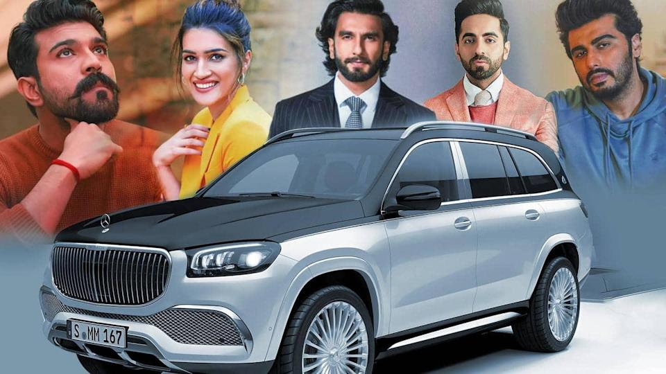 Five actors who are proud owners of Mercedes-Maybach GLS 600
