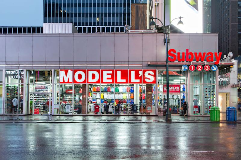 Modell's Sporting Goods Retains Berkeley Research Group to Aid