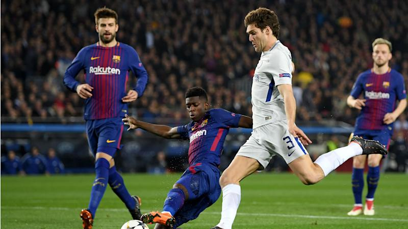 Alonso rues Chelsea errors as Messi's Barca march on