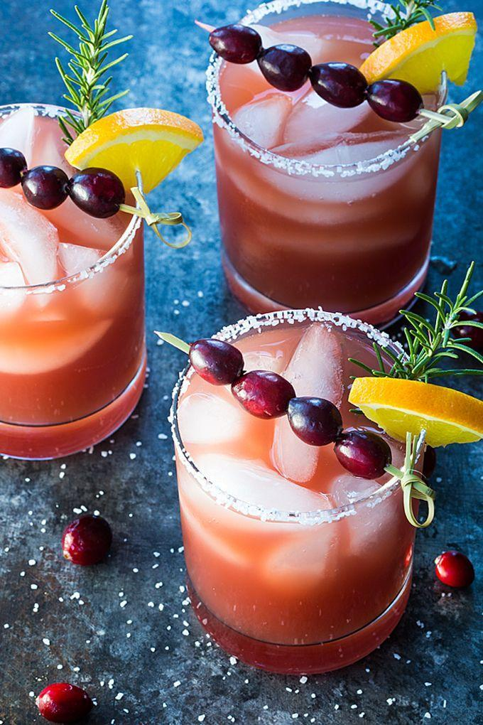 """<p>Love a margarita but crave fall flavors? This drink combines the tartness of cranberries with the sweetness of oranges for a cocktail that's equally suited for small bites or a hearty autumn dinner.<br></p><p><a class=""""link rapid-noclick-resp"""" href=""""https://theblondcook.com/cranberry-orange-margaritas/"""" rel=""""nofollow noopener"""" target=""""_blank"""" data-ylk=""""slk:GET THE RECIPE"""">GET THE RECIPE</a></p>"""