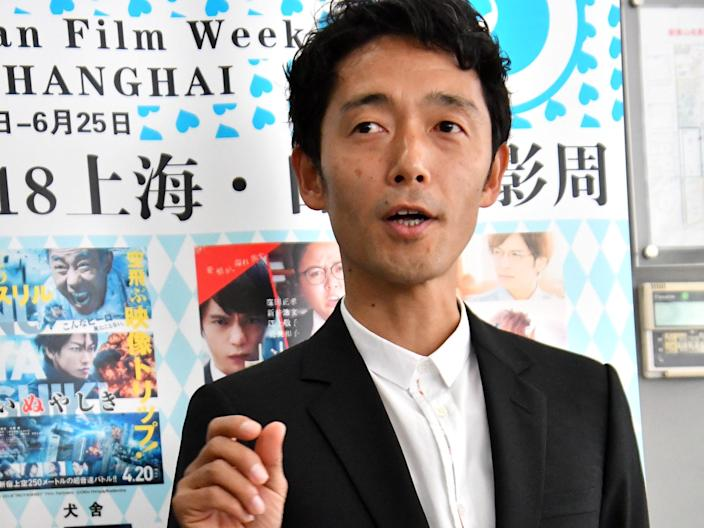 "Shinsuke Sato will direct the new action series ""Alice in Borderland."""