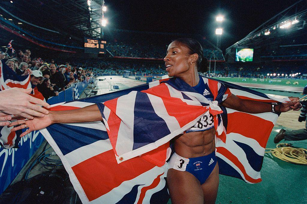 <p>The first European to win an Olympic heptathlon, Lewis has been breaking barriers ever since. Most familiar now in her role as athletics presenter, before retirement Lewis took gold at the 2000 Sydney Olympics, was crowned twice the Commonwealth Games champion, was the 1998 European Champion and won World Championship silver medals in 1997 and 1999. At one point she held British record for heptathlon points before being superseded by Jessica Ennis-Hill and Katarina Johnson-Thompson, respectively. </p>