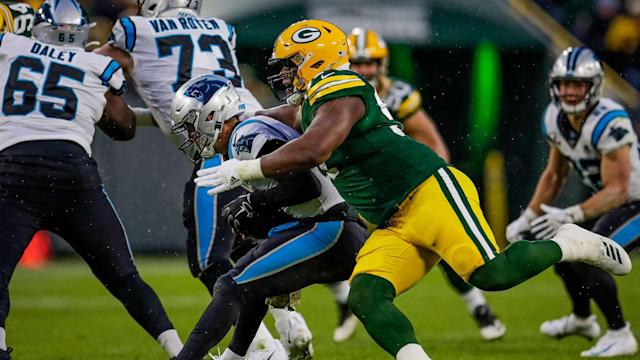 Kenny Clark was Packers' quiet disruptor against Carolina