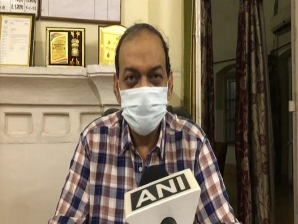 Chief Medial Officer, Meerut, Dr Akhilesh Mohan (Photo/ANI)