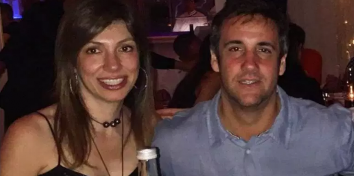 Who is Michael Cohen's wife?