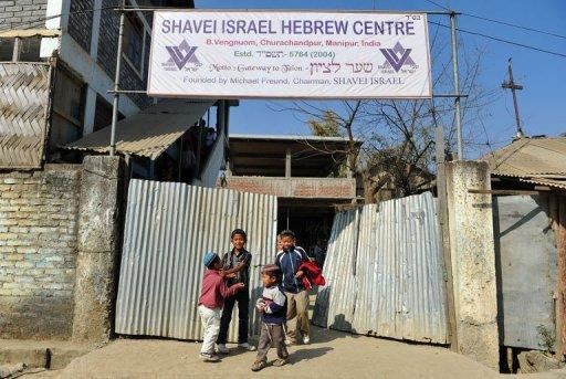 India's 'lost tribe' dreams of return to Israel