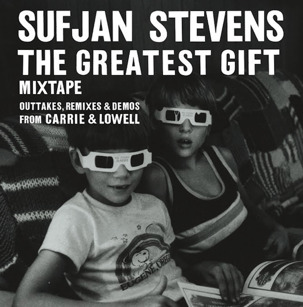 Sufjan Stevens Announces New Mixtape 'The Greatest Gift'