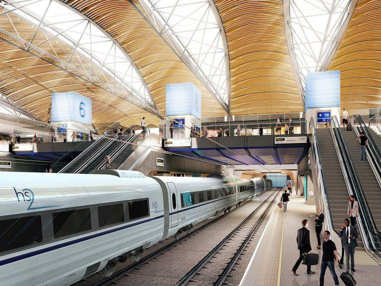 HS2 could cost more than £1bn in total