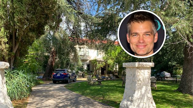 In 'National Lampoon's Van Wilder,' a Historic Altadena Greene and Greene Plays the Delta Iota Kappa Frat House