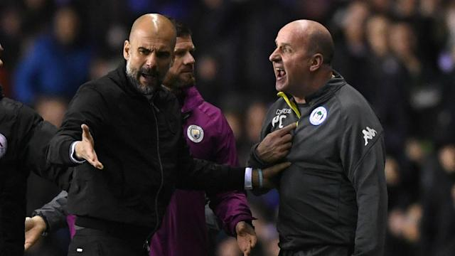 Pep Guardiola's side have a documentary crew following them this season, but even they will struggle to tell the story of a manic Monday in Wigan