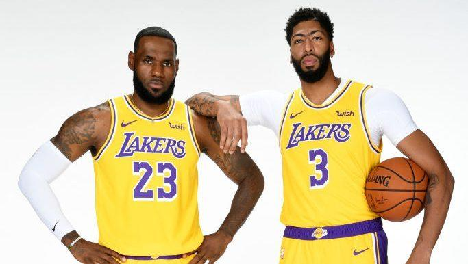 Anthony Davis Lebron James Lakers: LeBron James At Point With Anthony Davis At Center, Is