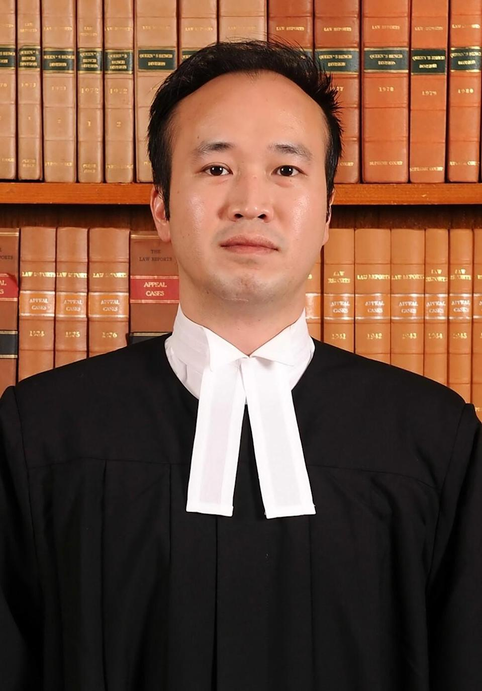 Chief Magistrate Victor So. Photo: Handout