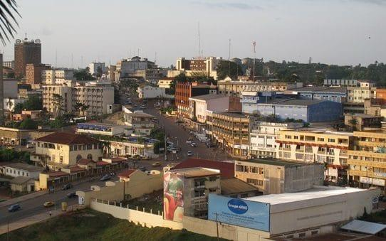 Cameroon's capital city Yaoundé