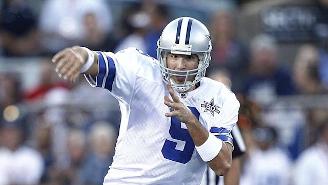 Romo is the Cowboys' all-time passing leader, with better numbers than Hall of Famers Troy Aikman and Roger Staubach, but never won a title.