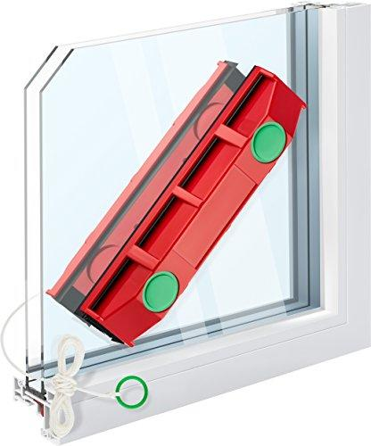 Tyroler Bright Tools The Glider D-3 Magnetic Window Cleaner for Double Glazed Windows Fits 0.8