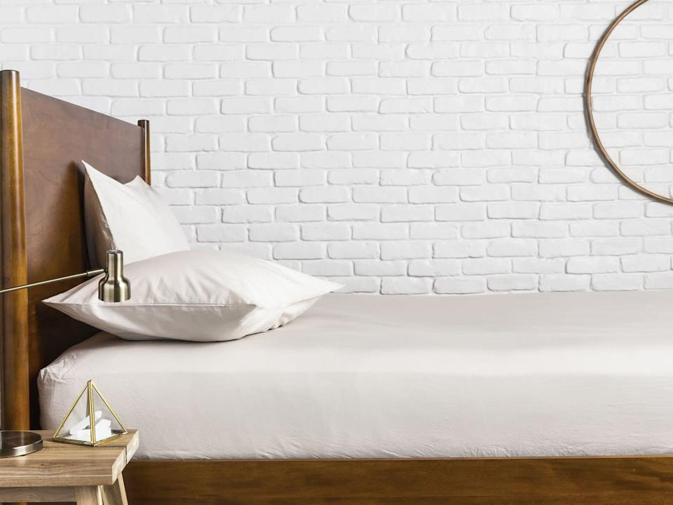 Percale Sheet Set (Photo: Parachute Home)