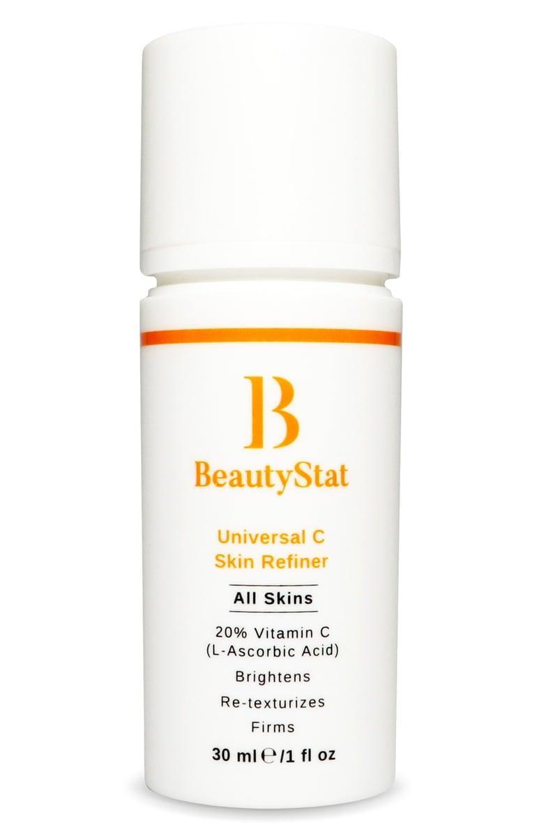 <p>The <span>BeautyStat Universal C Skin Refiner Serum</span> ($80) is a brightening and skin-firming vitamin C serum. It was formulated by longtime cosmetic chemist Ron Robinson, so you can trust it will help reduce fine lines, redness, and dark spots with continued use.</p>