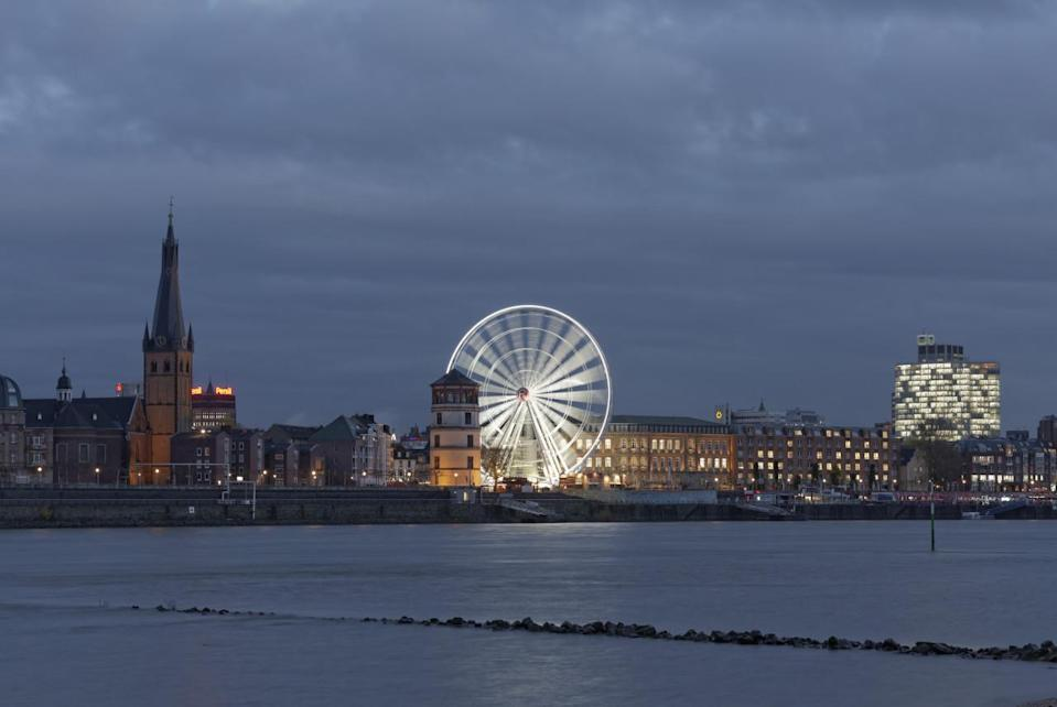 <p>The second German city to make the top ten, Dusseldorf is the capital of the state of North Rhine-Westphalia. It's headquarters to five Fortune 500 companies. (Rex)</p>