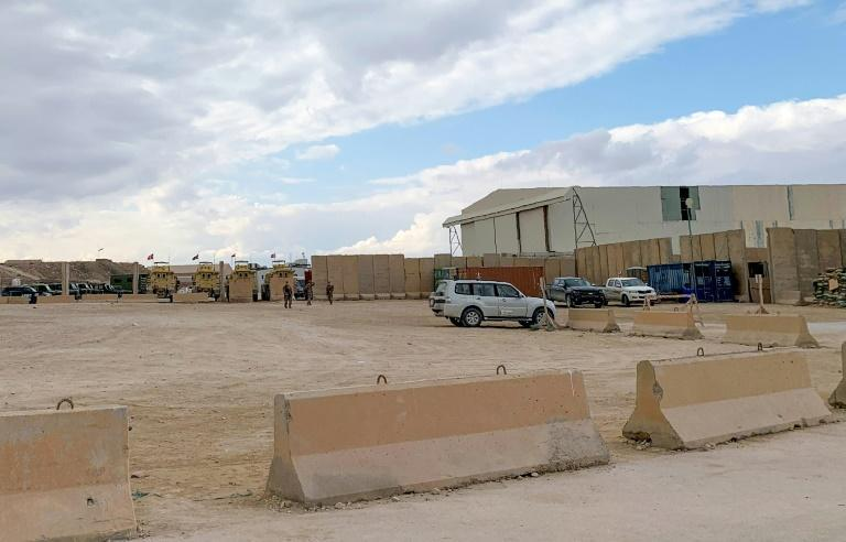 Ain al-Asad military airbase houses US and other foreign troops in the western Iraqi province of Anbar